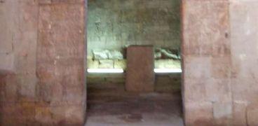 افتتاح معبد إيزيس اليوم بعد ترميمه