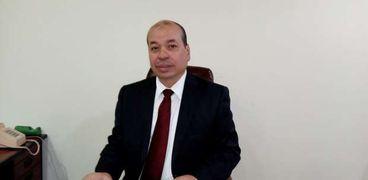 مجدي شلبي رئيس بعثة الحج السياحي