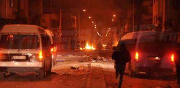 مظاهرات في جنوبي تونس..والجيش يمنع محتجين من غلق محطة النفط في الكامور