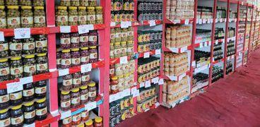 السلع الغذائية - أرشيفية