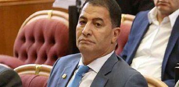 الدكتور البدري أحمد ضيف رئيس اللجنة المشرفة على انتخابات البيطريين