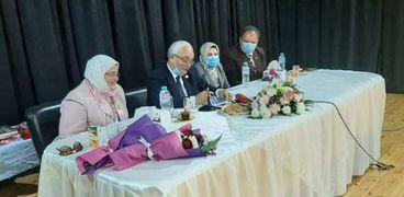 نائب وزير التربية والتعليم في حلقة نقاشية بكفر الشيخ