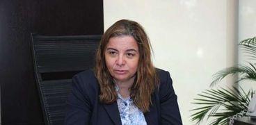 مي عبدالحميد رئيس صندوق التمويل العقاري المدير التنفيذي لمشروع الإسكان الاجتماعي