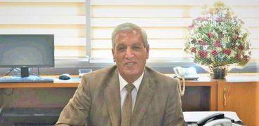المهندس خالد نصر  - رئيس مجلس إدارة شركة مياه الشرب والصرف الصحي بالدقهلية