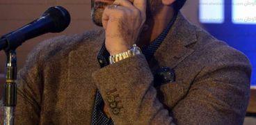 الإعلامي يوسف الحسيني