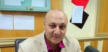 المذيح شحاتة العرابي مذيع في رحاب السنة