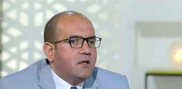 الدكتور مصطفى أبوزيد، مدير مركز مصر للدراسات الاقتصادية والاستراتيجية