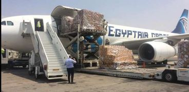 مطار القاهرة الدولي يستقبل شحنة جديدة من لقاحات كورونا قادمة من الصين