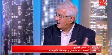 الدكتور ماهر الضبع