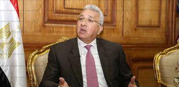 السفير محمد حجازي، مساعد وزير الخارجية سابقًا