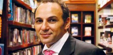 الكاتب الراحل بهاء عبدالمجيد