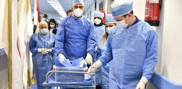 مركز ضمور العضلات بمعهد ناصر يبدأ حقن أول طفلة بالعلاج الجيني اليوم