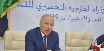 السيد أحمد أبوالغيط