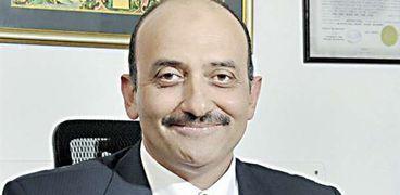 المهندس علاء فكري عضو مجلس إدارة شعبة الاستثمار العقاري بالغرف التجارية