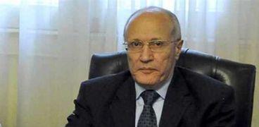 الفريق محمد سعيد العصار، وزير الدولة للإنتاج الحربي