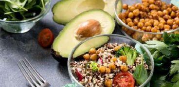نظام غذائي منخفض الكربوهيدرات