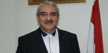 طارق السباعى، نائب رئيس هيئة المجتمعات العمرانية الجديدة