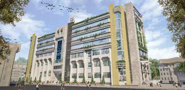 توسعات في مباني تعليمية وطبية بجامعة المنصورة
