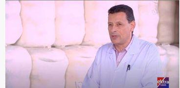 أحمد عبدالسلام مدير محلج الفيوم المطور