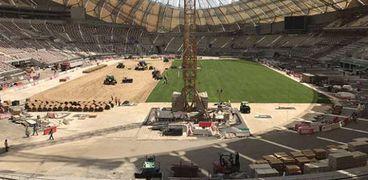 استعدادات كأس العالم 2022
