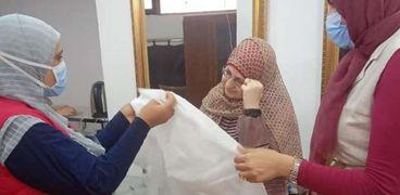 حملة على صالونات التجميل بكفر الشيخ