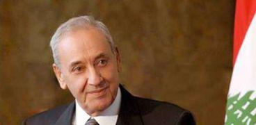 رئيس مجلس النواب اللبناني-نبيه بري-صورة أرشيفية