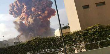 في الذكرى الأولى .. كيف وثقت «ناسا» انفجار مرفأ بيروت؟ «صور»