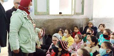 ضبط أكبر مركز دروس خصوصية بالإسكندرية