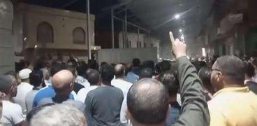 جنازة المهندس أحمد عاطف