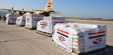 مساعدات مصرية إلى لبنان لمواجهة كورونا (أرشيفية)