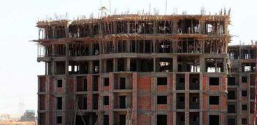 اشتراطات البناء الجديدة.. صورة أرشيفية