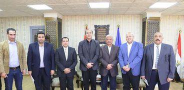 توقيع برتوكول بين المحافظة وصندوق تحيا مصر