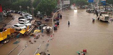 فيضانات تركيا