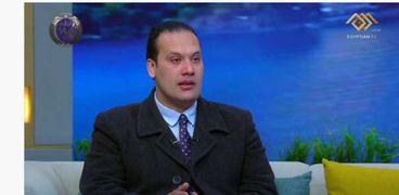 الدكتور محمد القرش المتحدث الرسمي باسم وزارة الزراعة