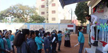 انتظام مدارس محافظة القاهرة غدا