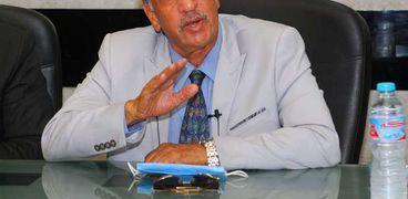 المهندس إسماعيل أحمد رئيس الاتحاد العام للمصريين في الخارج