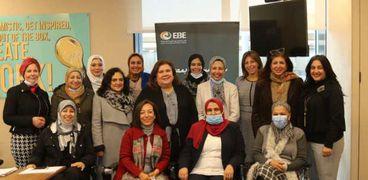 عضوات جمعية سيدات أعمال مصر21