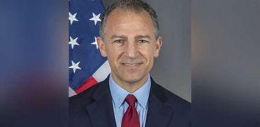 السفير الامريكي بالقاهرة جوناثان كوهين