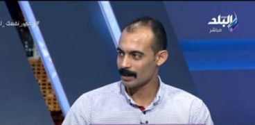 أحمد عزت حسنين أحد أبطال كمين البرث