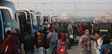 """وزارة الشباب ترسل أول أفواج """"أعرف بلدك"""" إلى شرم الشيخ بمشاركة 2000 شاب"""