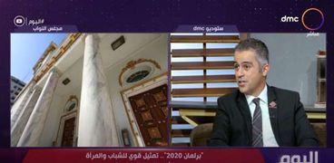 النائب أحمد فتحي