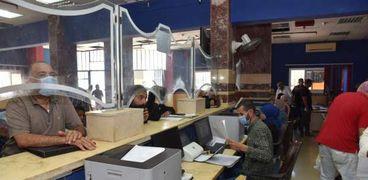 المركز التكنولوجي لخدمة المواطنين بمدينة مرسى مطروح