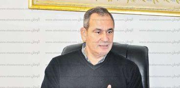 النائب مدحت الشريف،وكيل لجنة الشئون الاقتصادية بمجلس النواب