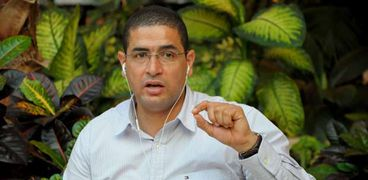 النائب محمد أبو حامد وكيل لجنة التضامن الإجتماعي بمجلس النواب