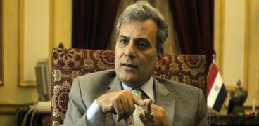 الدكتور جابر نصار - رئيس جامعة القاهرة
