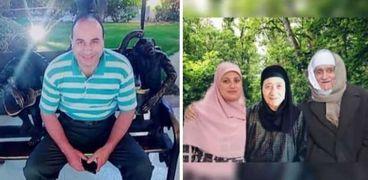 وفاة 4 من أسرة واحدة