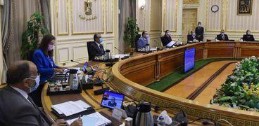 مجلس الوزراء يناقش اليوم استعدادات «عودة الدراسة»