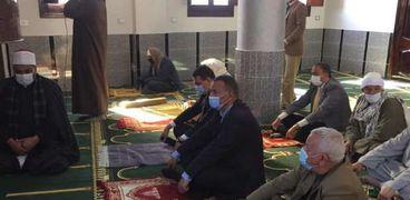 افتتاح 4 مساجد بمركزي سنورس وإطسا بتكلفة 4,3 مليون جنيه بالفيوم
