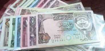سعر الدينار الكويتي اليوم
