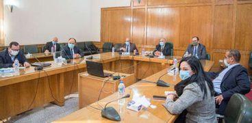 وزير الري يترأس الجانب المصري في مباحثات السد اليوم
